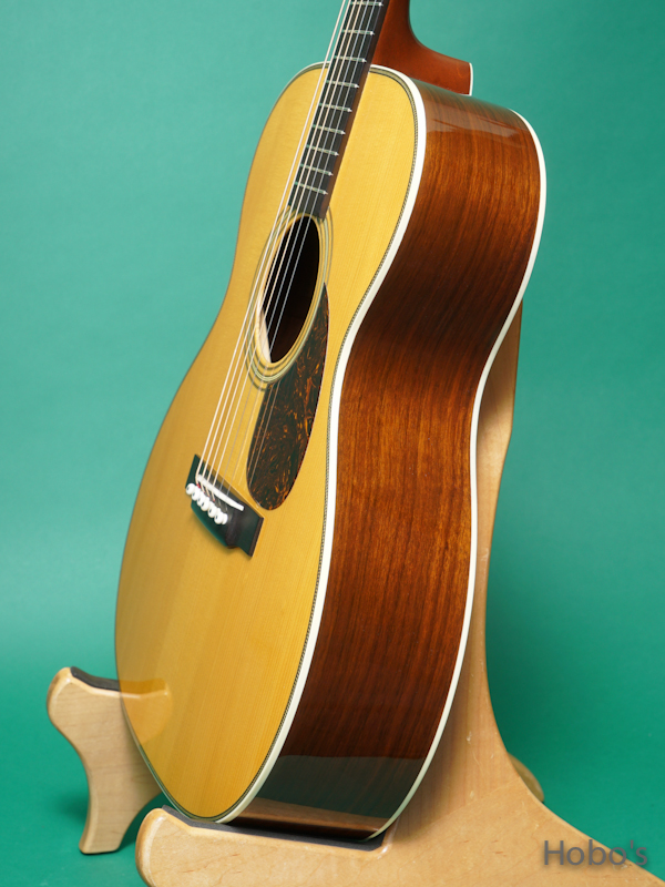 MARTIN OM-28 Marquis with Enfini Custom Works Contact P.U 8