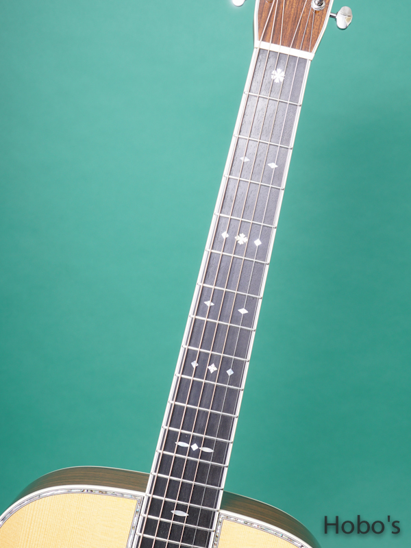 "MARTIN OM-42 Custom ""Itarian Alpine Top""  3"