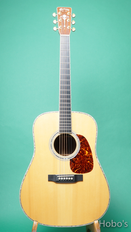 """MARTIN D-28 Custom """"Special Order Made""""  FRONT"""