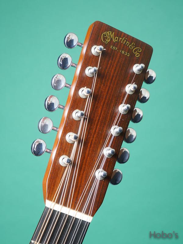 "MARTIN D12-28 ""12 Strings Guitar"" 1"