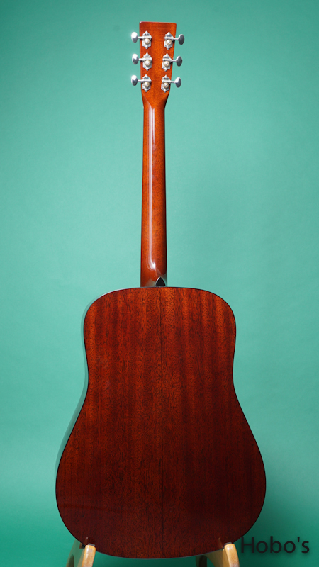 MARTIN D-18 Authentic 1939 BACK
