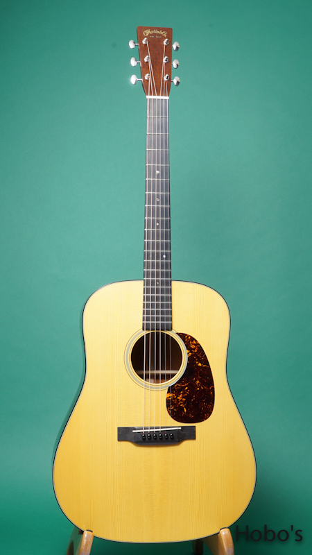 MARTIN D-18 Authentic 1939 FRONT