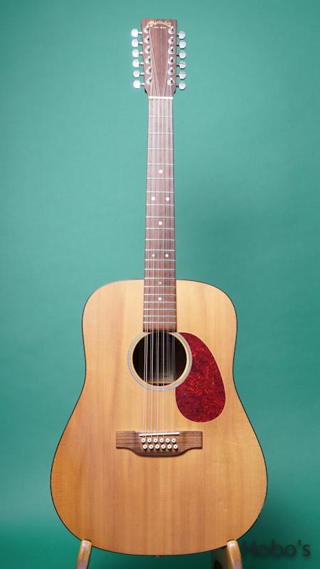 """MARTIN DM12 """"12 Strings Guitar""""  FRONT"""