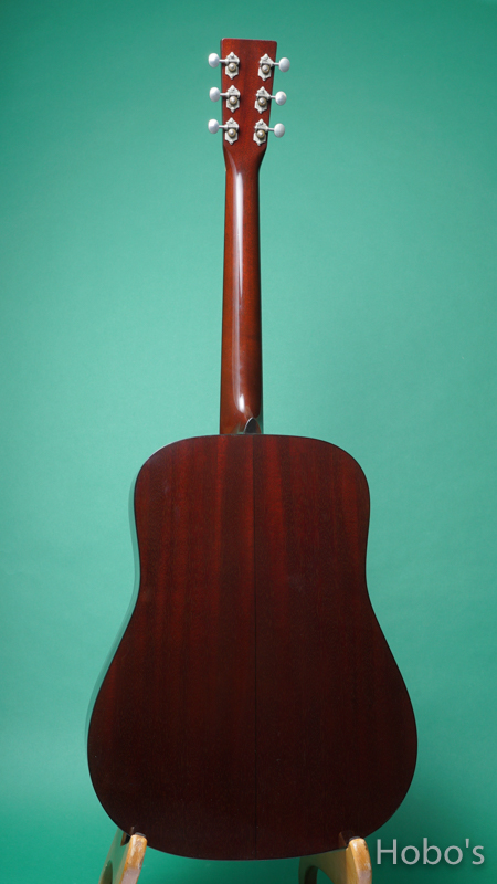 MARTIN D-18 Authentic 1937  BACK