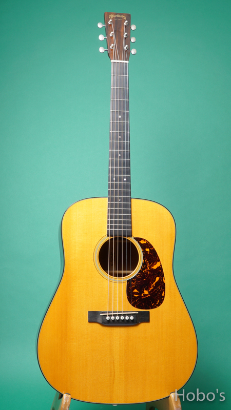 MARTIN D-18 Authentic 1937  FRONT