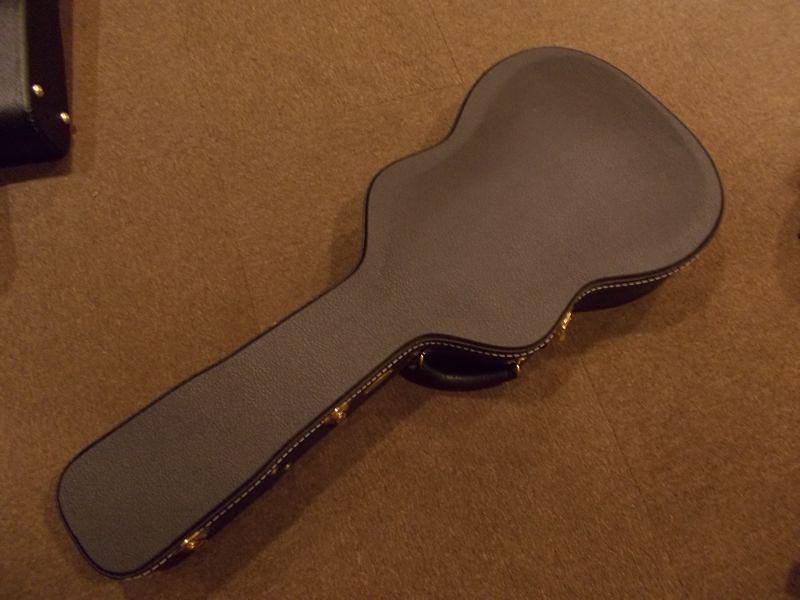 "MARTIN OM-42 Hide Glue Custom ""Italian Alpin /Madagascar"" CASE"