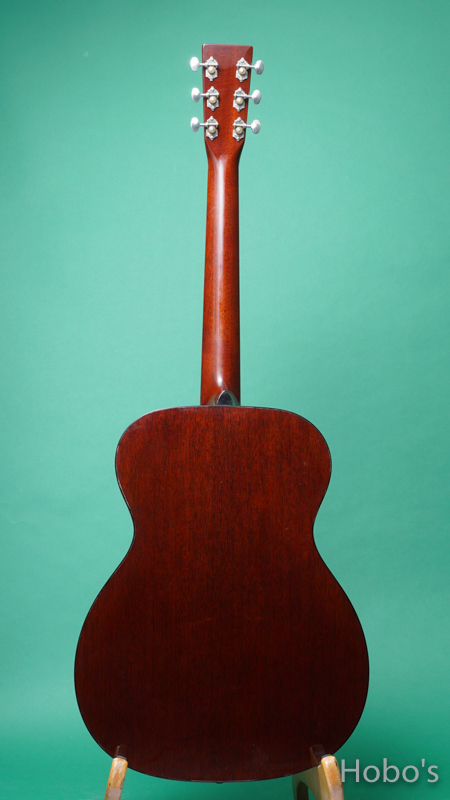 MARTIN OM-18 Authentic 1933 BACK