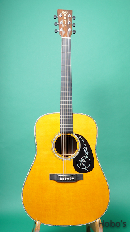 "MARTIN D Custom ""Style Thin Body Special Order Made""      FRONT"