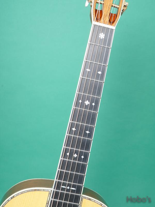 "MARTIN OO-45 Deluxe Custom ""Adirondack / Madagascar"" 3"