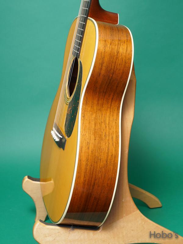 "MARTIN OOO-28 Custom ""Adirondack / Madagascar Rosewood"" 8"