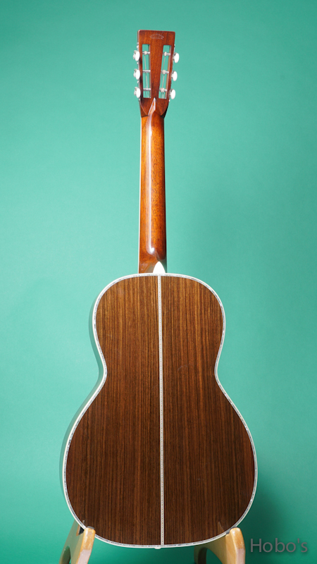 "MARTIN OO-45 Custom ""Adirondack Top""  BACK"