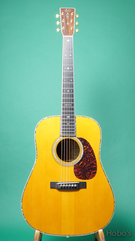 MARTIN D-45GE FRONT