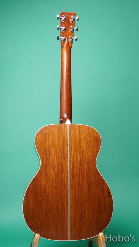 MARTIN OM-28 Authentic 1931 BACK