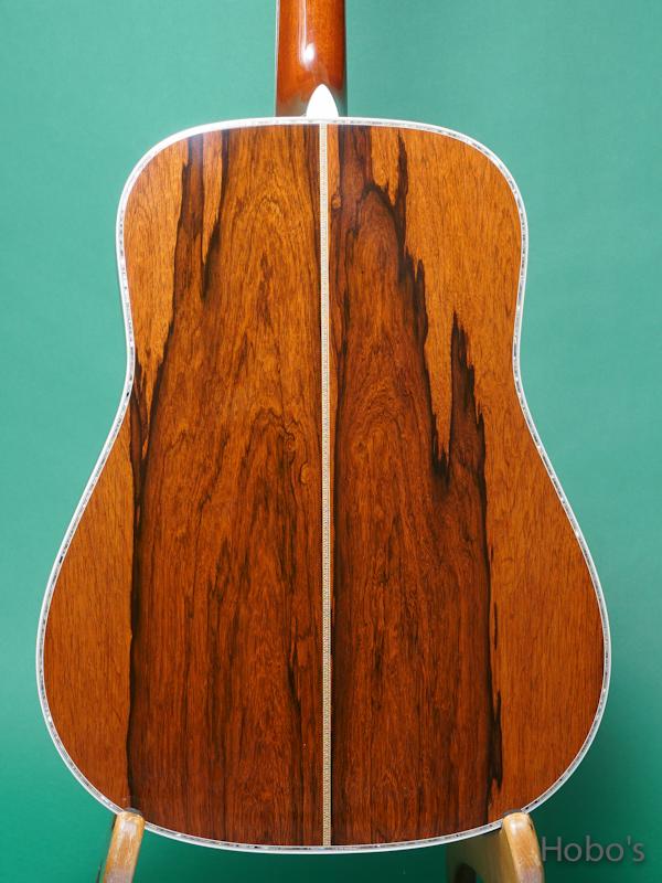"""MARTIN D-45DX 1968 Custom """"Premium Madagascar Rosewood""""    6"""