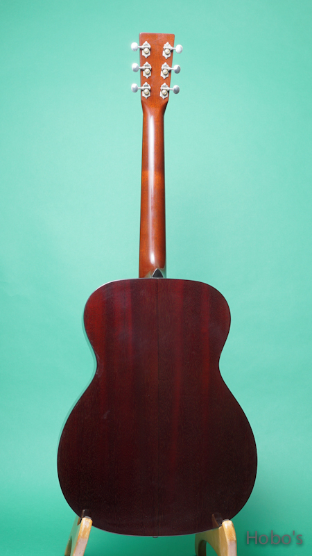 MARTIN OOO-18 Authentic 1937 BACK