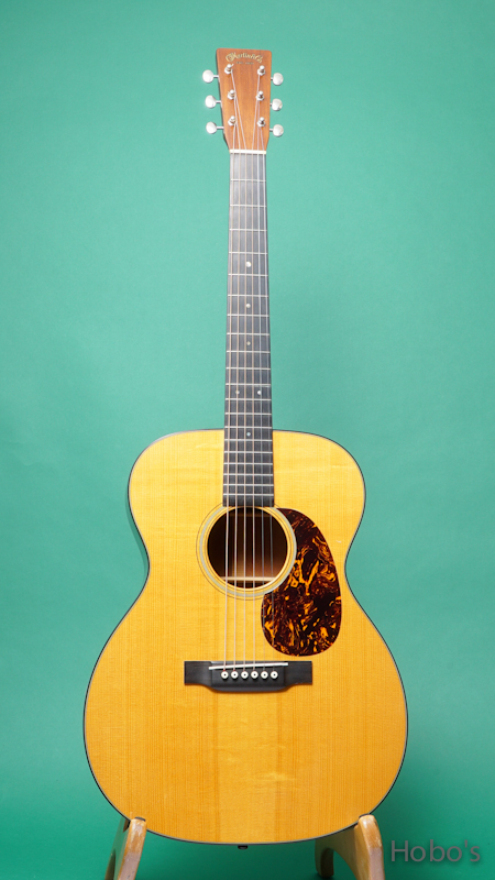 MARTIN OOO-18 Authentic 1937 FRONT