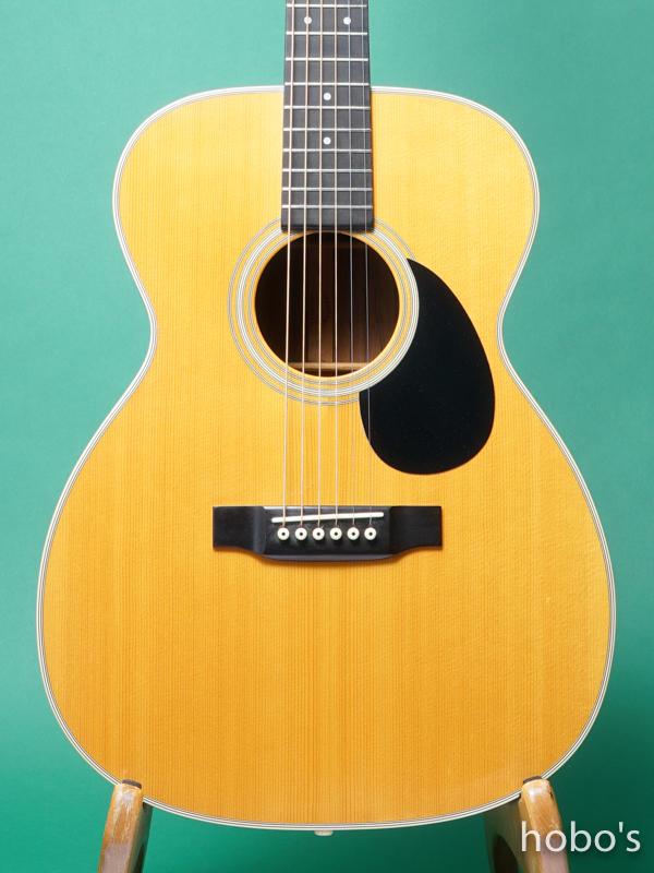 "MARTIN OM-28 Custom ""Engelmann / Brazilian Rosewood""   5"