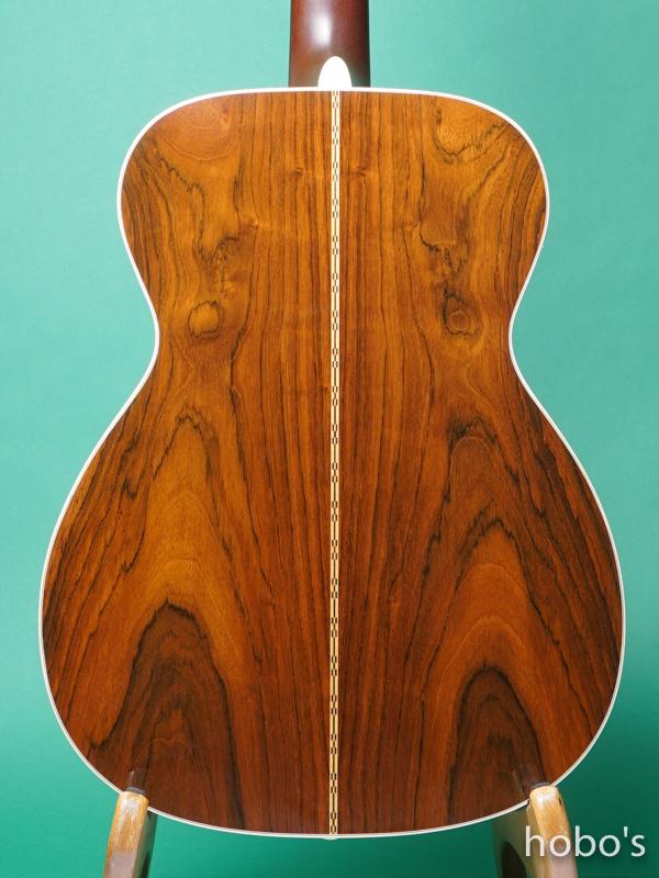 "MARTIN OM-28 Custom ""Engelmann / Brazilian Rosewood""   6"
