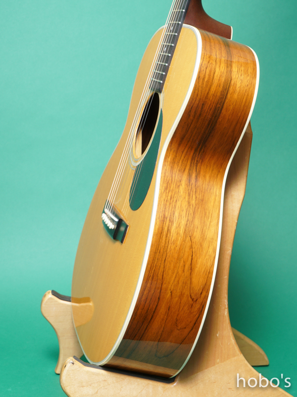 "MARTIN OM-28 Custom ""Engelmann / Brazilian Rosewood""   8"
