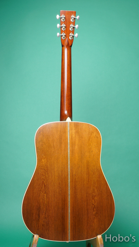 MARTIN D-28 Authentic 1937 Aged BACK