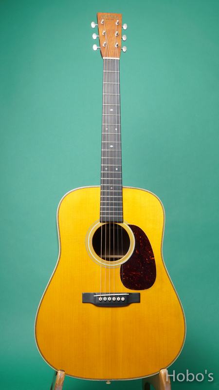 MARTIN D-28 Authentic 1937 Aged FRONT