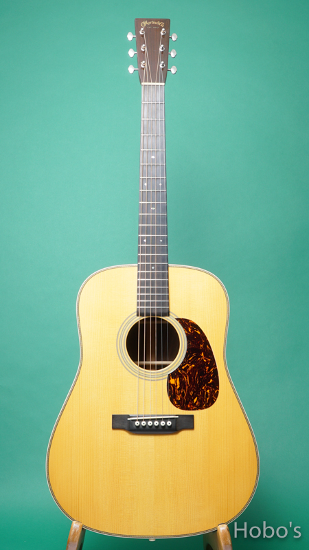 """MARTIN D-28 Authentic 1937 Brazilian """"Limited Edition""""   FRONT"""