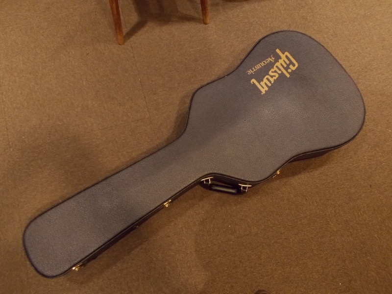 GIBSON Hummingbird Early 1960's CASE