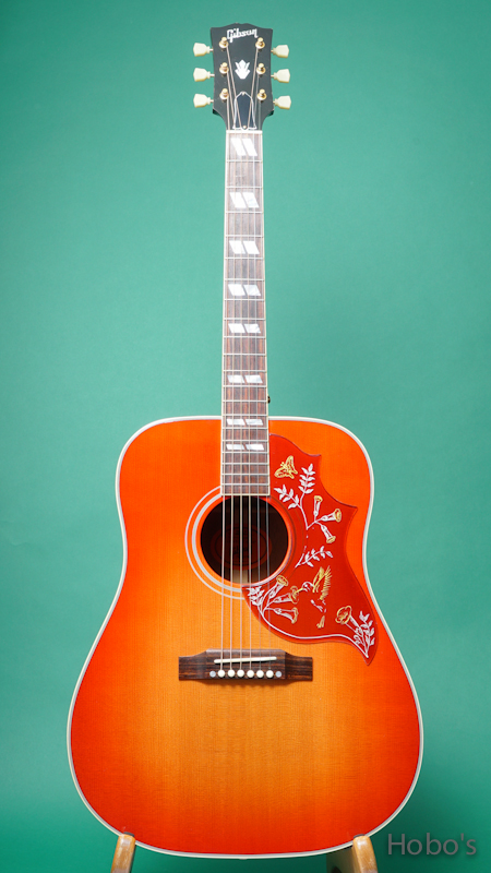 GIBSON Hummingbird Early 1960's FRONT