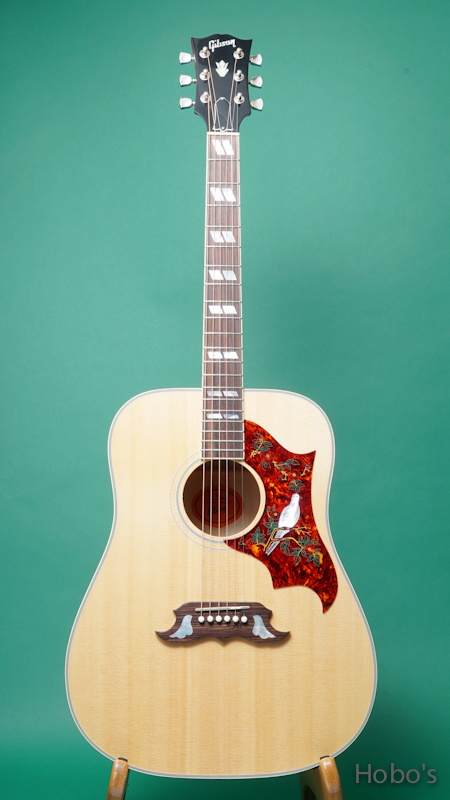 """GIBSON DOVE AC """"2018 Limited Edition""""   FRONT"""