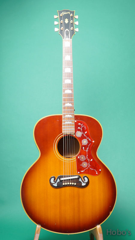 GIBSON J-200 FRONT