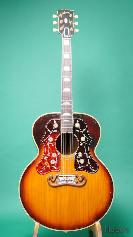 GIBSON SJ-200 FRONT