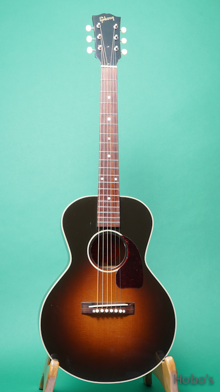 GIBSON LG-2 3/4 Arlo Guthrie FRONT