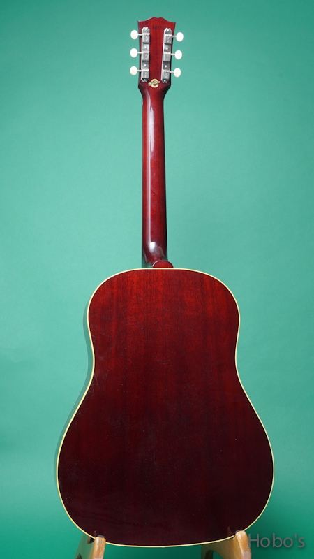 GIBSON J-45 1960's Wine Red  BACK