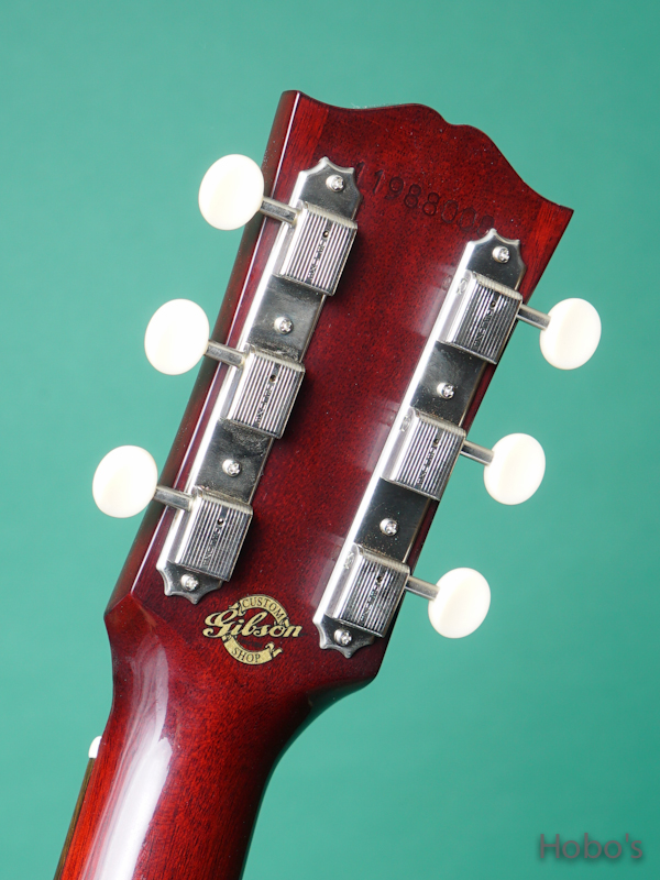 GIBSON J-45 1960's Wine Red  2