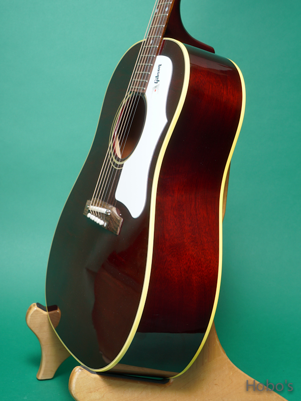 GIBSON J-45 1960's Wine Red  8
