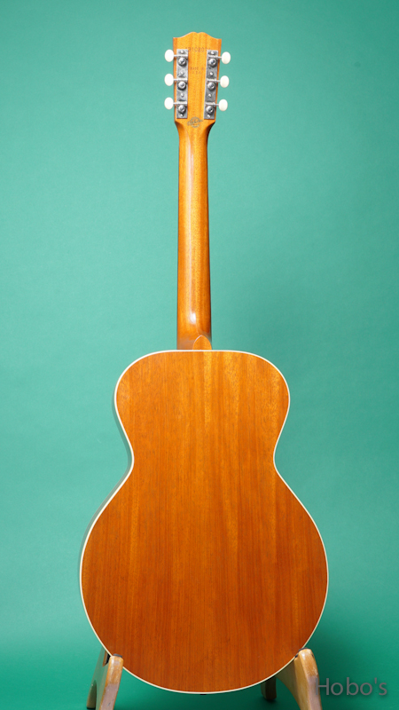 GIBSON L-0 BACK