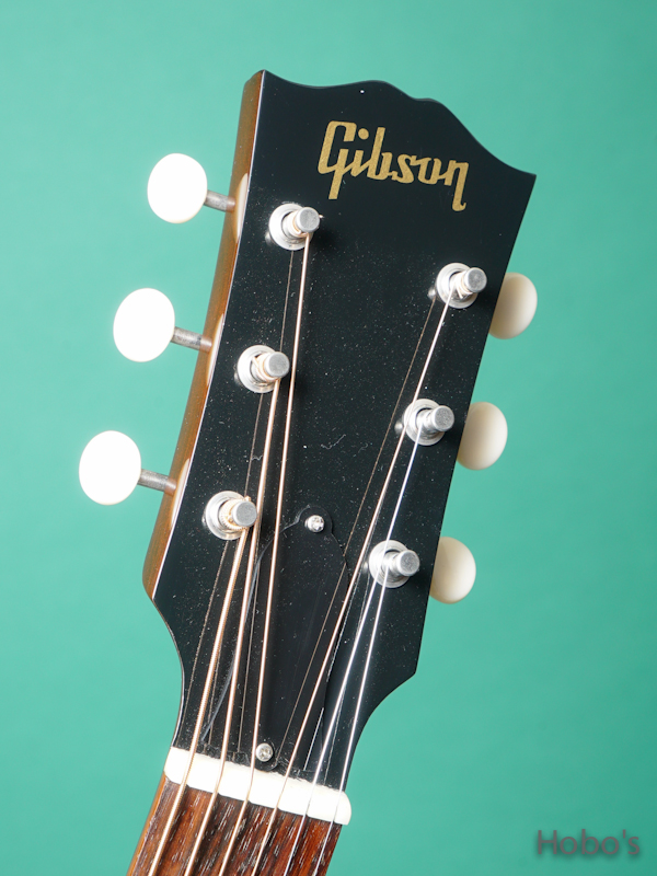 "GIBSON J-45 1950's ""Red Spruce Top"" 1"