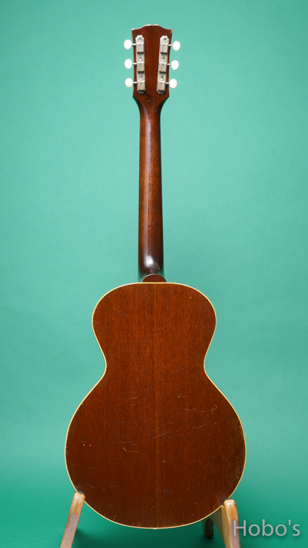 GIBSON LG-2 3/4 BACK