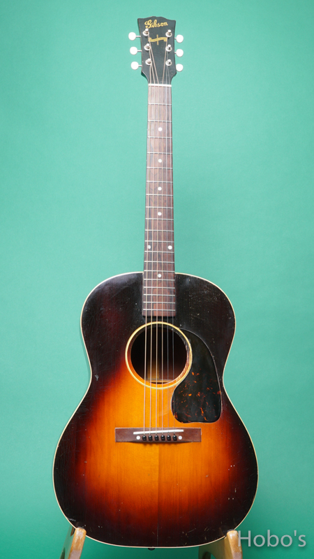 GIBSON LG-2 FRONT