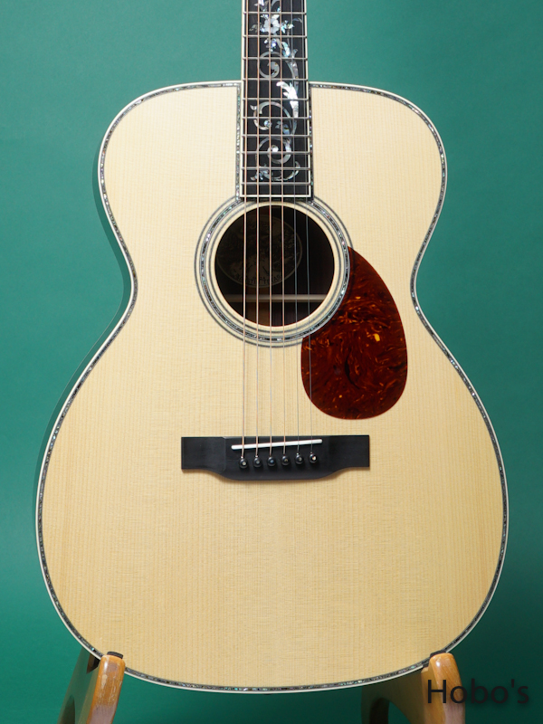 "COLLINGS OM-42 A Custom ""Tree Of Life""  5"