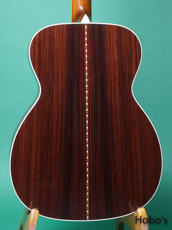 "COLLINGS OM-42 A Custom ""Tree Of Life""  6"