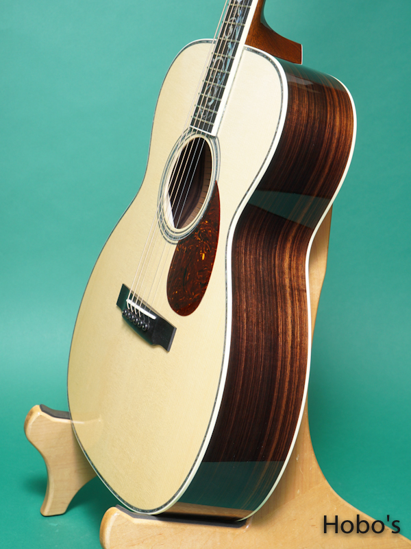 "COLLINGS OM-42 A Custom ""Tree Of Life""  8"
