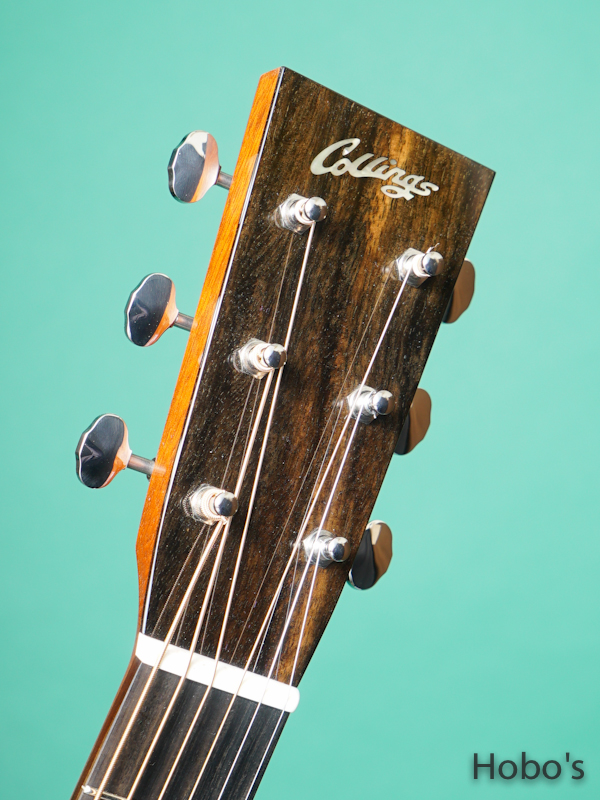 """COLLINGS O-1 T """"Non Torrified Top"""" 1"""