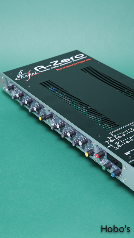 Enfini Custom Works R-Zero FRONT