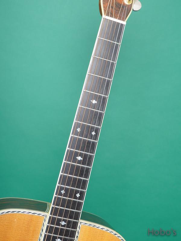"K.YAIRI DY-45 Custom ""Brazilian Rosewood""  3"