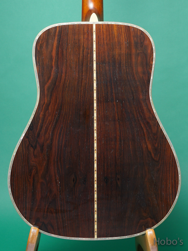"K.YAIRI DY-45 Custom ""Brazilian Rosewood""  6"