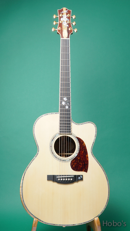 "COLLINGS OM-2HT ""Torrefied Sitka Spruce"""