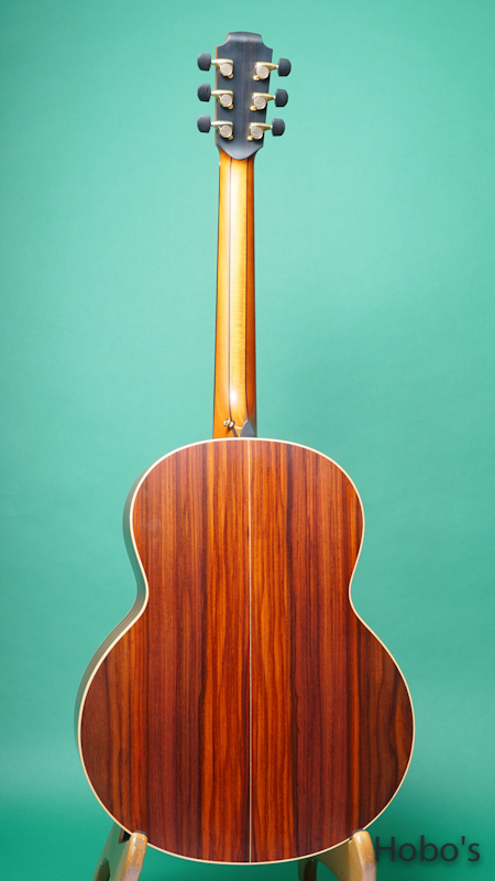 LOWDEN (GEORGE LOWDEN GUITARS)  F-35 Cocobolo BACK