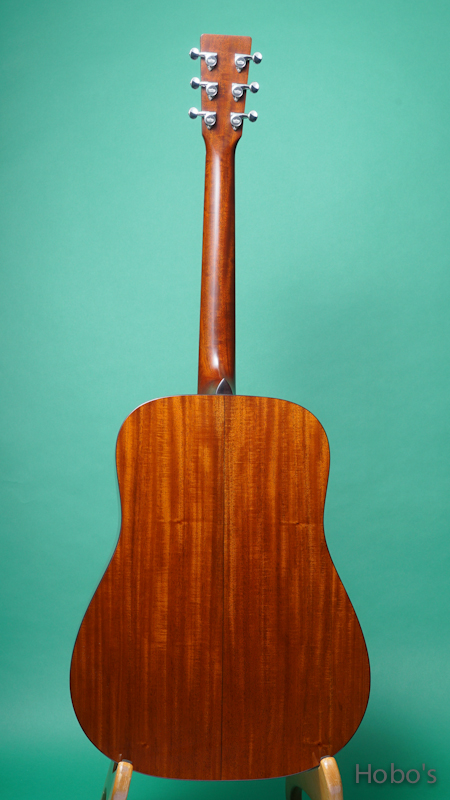 "HEADWAY (Aska Team Build) HD-113DX Ver.2 ""Adirondack / Cuban Mahogany"" BACK"