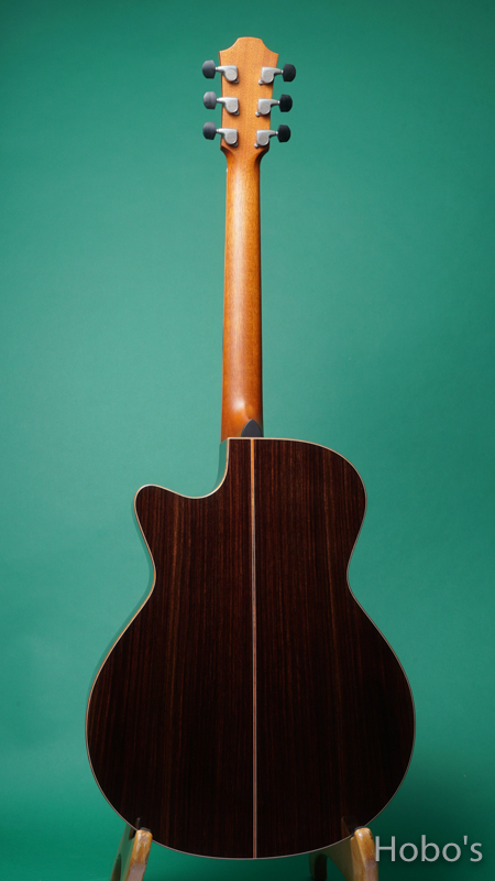 """FURCH GUITARS RAINBOW GC-SR """"Special Order Made"""" BACK"""